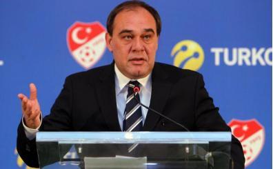 Yıldırım Demirören, UEFA TEP toplantısına katıldı