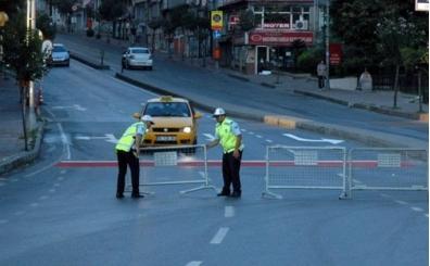 Ve İstanbul'da trafiğe hangi yollar kapalı?