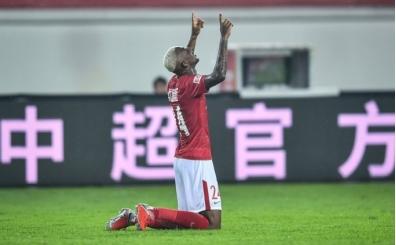 Çin'de Anderson Talisca şov; 5-0