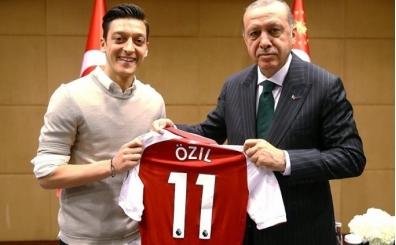 Mesut Özil'den Alman medyasına cevap: 'Hiç fark etmez, yine çektiririm'