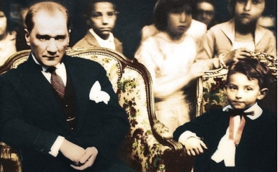 Mustafa Kemal Atatürk, 23 Nisan Çocuk Bayramı için ne demiştir?