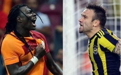 Gomis'ten Valbuena'ya: 'Galatasaray'a gel'