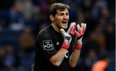 Iker Casillas'tan Real Madrid'e dönüş sinyali!