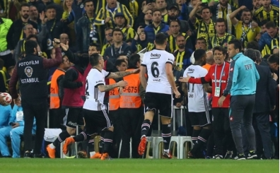 Beşiktaş'tan açıklama; 'Maça çıkmamayı görüşeceğiz'
