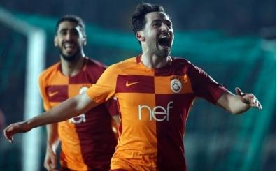 Galatasaray'dan Sinan'a yeni kontrat ve zam!