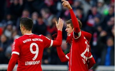 Lewandowski & Thomas Müller A.Ş.!