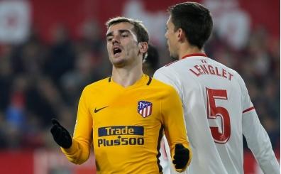 Sevilla Atletico'yu kupa dışına itti