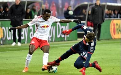 RB Leipzig'den Bayern'e sürpriz!