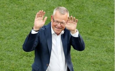 İsveç teknik direktörü Andersson'dan Kore ve Almanya açıklaması