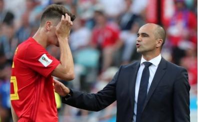 Belçika teknik direktörü Martinez: ''Dünya Kupası'nda kolay maç yok''
