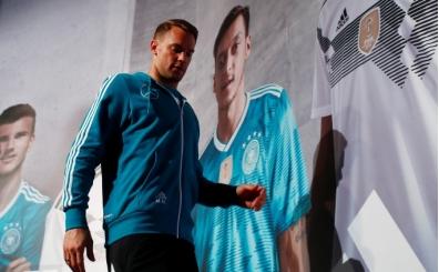 Manuel Neuer'den Mesut Özil ve Meksika yenilgisi hakkında flaş söz