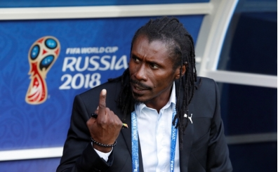 Aliou Cisse: ''Garanti veriyorum, Tüm Afrika bu takımın arkasındadır!''