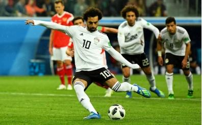 Mısır'ın parlayan yıldızı Muhammed Salah'a fahri vatandaşlık verdiler!