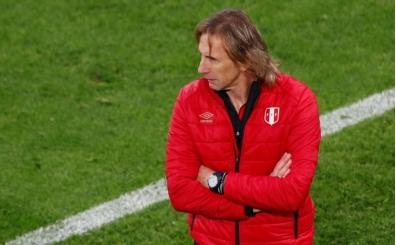 Peru teknik direktörü Gareca: ''Oyunu domine ettik ama kazanamadık''