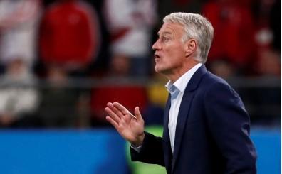 Didier Deschamps: ''Acı çektik ama kazandık ve gruptan çıktık''