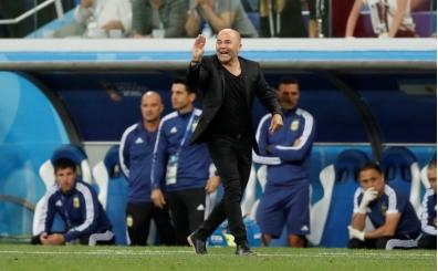 Arjantin'de futbolcular ile Sampaoli arasında kriz çıktı! İstenmiyor...