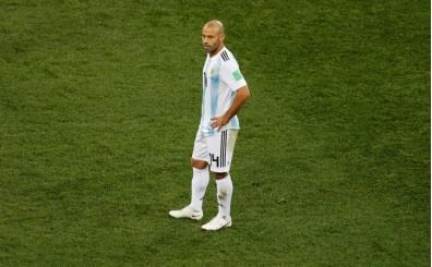 Mascherano'dan olay iddiaya cevap; 'Onu istemesek zaten çıkıp söylerdik'