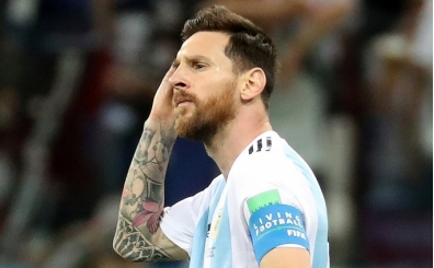 Hırvatistan'dan Lionel Messi için şok suçlama! ''İyi insanın tam tersi...''