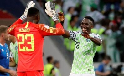 Kenneth Omeruo: 'Messi'yi durdurmaya çalışacağız'