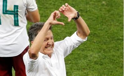 Meksika teknik direktörü, Güney Kore maçının ardından hakemi eleştirdi