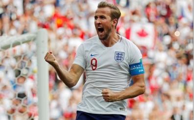 İngiltere - Panama maçı unutulmaz anlara şahit oldu! Kane tarihe geçti!