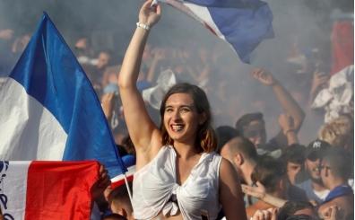 2018 Dünya Kupası'nda korkular boşa çıktı! Rusya'da eğlence yaşandı