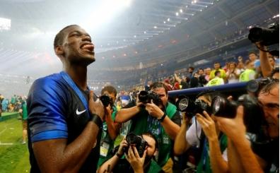 Dünya şampiyonu Les Bleus Nike formalarına bir yıldız daha ekledi