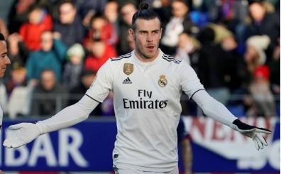 Real Madrid Bale ile kazandı