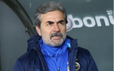 Aykut Kocaman'dan Fenerbahçe taraftarına tepki