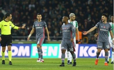 Beşiktaş ligde son 15 dakikada yokları oynuyor