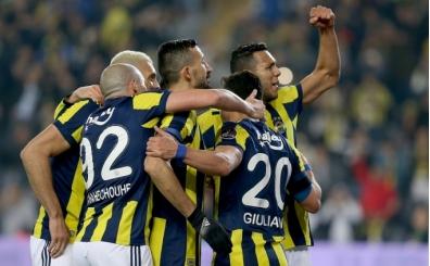 Fenerbahçe Brezilyalılarıyla 3 puanı aldı