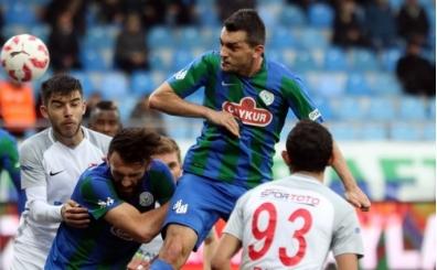 Çaykur Rizespor, üç golle liderliğe yükseldi!