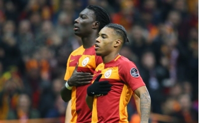 Galatasaray'ın çılgın ikilisi: Rodrigues ve Gomis