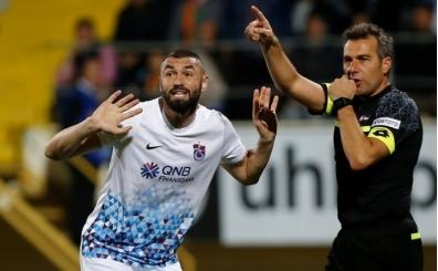 Trabzonspor'da Beşiktaş öncesi Burak Yılmaz şoku