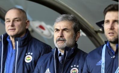 Aykut Kocaman'ın Fenerbahçe'de derbi istatistikleri