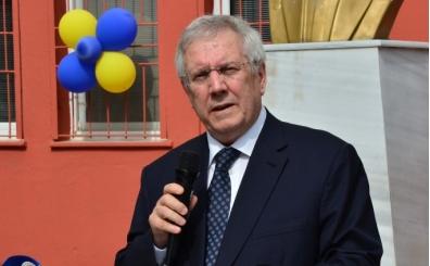 Aziz Yıldırım, Çanakkale'de açılışlara katıldı