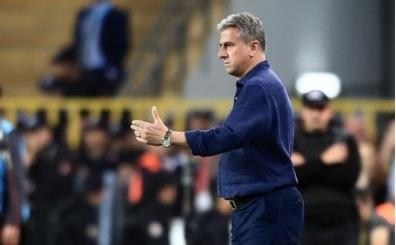 Hamza Hamzaoğlu: ''Fenerbahçe bizim rakibimiz değil''