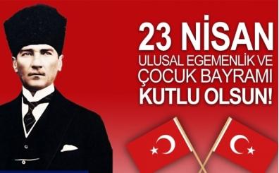23 Nisan şiirleri, en güzel Atatürk 23 Nisan sözleri, 23 Nisan kutlama mesajları, Whatsapp Facebook 23 Nisan mesajları