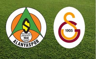 Alanyaspor Galatasaray maçı canlı hangi kanalda saat kaçta?