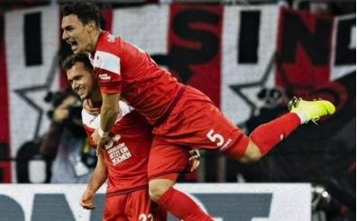 Kaan Ayhan'dan gol patlaması!
