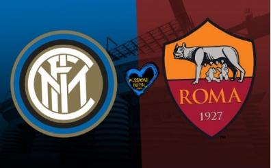 Inter Roma maçı CANLI hangi kanalda saat kaçta?