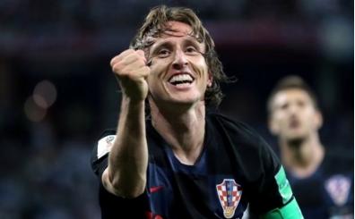 Luka Modric'ten galibiyetin şifresi; 'Harika takım, mükemmel oyun...'