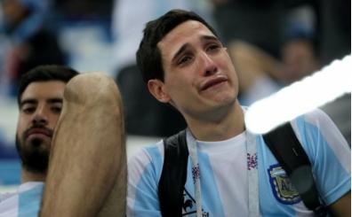 Hırvatistan cephesinden zafer sonrası flaş sözler; 'Ağlayan Arjantinliler...'