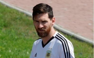 Lionel Messi resmen açıkladı! 'Dünya Kupası'nı kazanmadan emekli olmam'