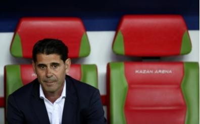 İspanya'da Fernando Hierro oyundan hiç memnun değil; 'Geliştirmeliyiz'