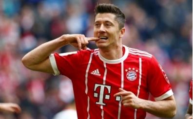 Robert Lewandowski'nin fiyatı 100 milyon euro!