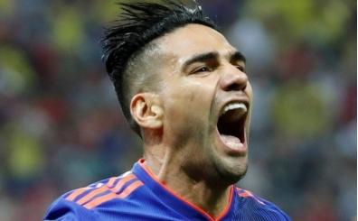 Kolombiya'da zafer sonrası Radamel Falcao mutluluğu; 'Çok önemliydi'