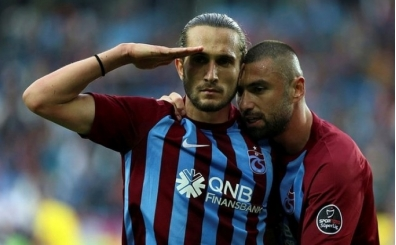 Trabzonspor'da çifte sevinç!