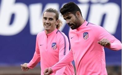 Diego Costa: 'Griezmann beni terk edemez'