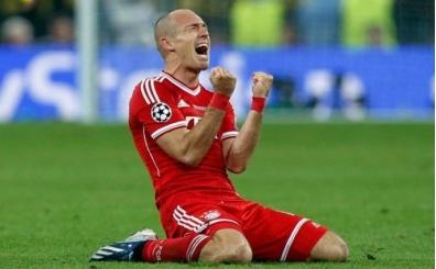 Arjen Robben ideal teklifi bekliyor!